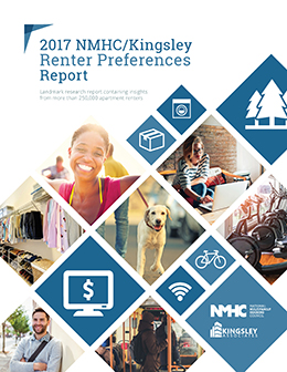 Kingsley Renter Preferences Report