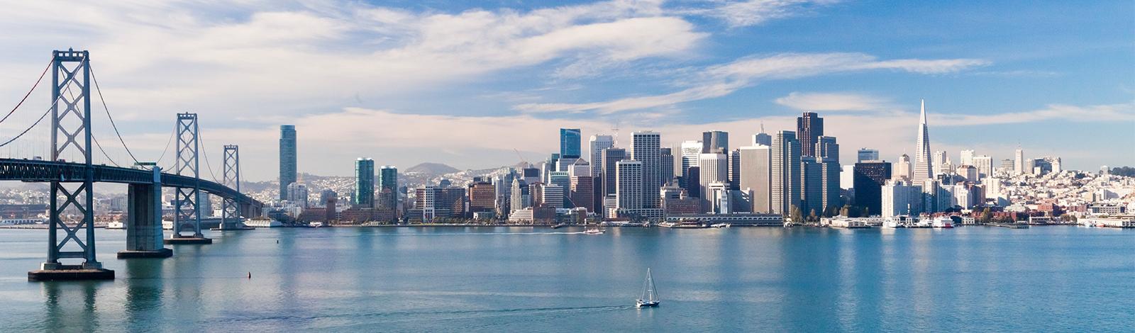 Downtown San Francisco Skyline photo