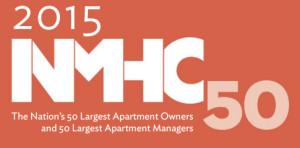 2015 NMHC 50 logo