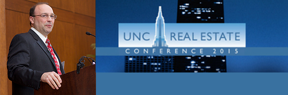 John - UNC Real Estate Conference 2015